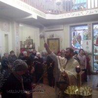 Через відсутність у Донецьку римо-католицького священика віряни святкували Квітну неділю в соборі УГКЦ