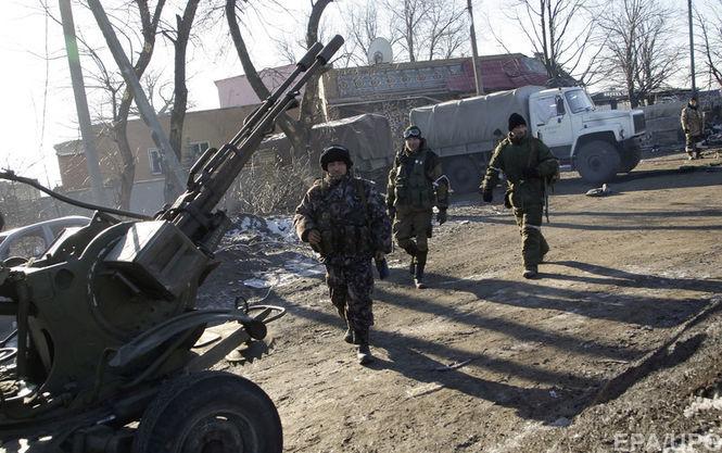 Штаб АТО: боевики «ДНР» и «ЛНР» планируют подрывы автобусов и обстрелы храмов на Пасху
