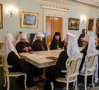 Синод УПЦ КП створив комісію щодо об'єднання з УАПЦ і розглянув стан взаємовідносин з УПЦ (МП)