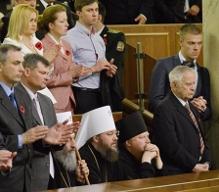 Мова жестів митрополита Онуфрія