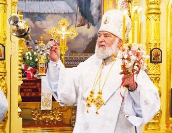«Патриарха Кирилла не поминаю. Мы фактически отошли от Московского патриархата», – новый епископ УПЦ