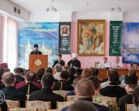 Відбувся V з'їзд військових священиків УПЦ КП