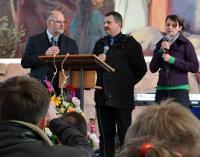 Пастори з національного п'ятидесятницького об'єднання Франції відвідали зону АТО на Донбасі