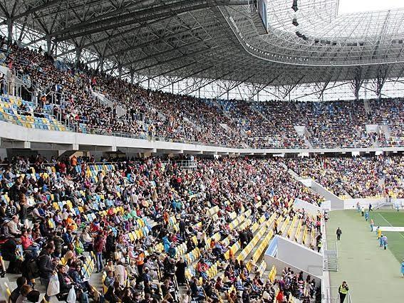 «Фестиваль надежды» во Львове собрал около 40 тысяч участников