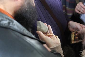 «Скорбящая о младенцах...» Как в Украине была явлена покаянная икона для совершивших аборт
