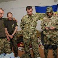 Военные христиане-капелланы налаживают служение в батальоне «Азов» на Донбассе
