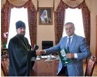 Підписано угоду про співпрацю між академією УПЦ КП і Черкаським національним університетом