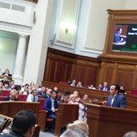 Відбулися парламентські слухання, ініційовані депутатським об'єднанням «За духовність, моральність та здоров'я України»