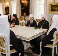 Синод УПЦ КП подякував Константинополю за сприяння діалогу з УАПЦ і визначив механізм об'єднавчого собору