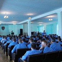 Спілка християнських письменників України провела свято з нагоди Дня дільничного інспектора міліції