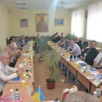 Науковці з різних країн взяли участь у пленумі Міжнародної академії богословських наук в Ужгороді