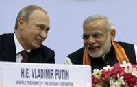 Путин пообещал премьеру Индии попробовать заняться йогой