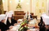 Синод РПЦ изменил некоторые церковные названия, вызывающие раздражение в Украине