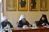 Митрополит УПЦ обсудил в Москве проекты РПЦ об отношении к инославным христианам