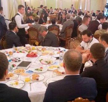 Состоялся IV Парламентский молитвенный завтрак