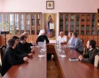 Академія УПЦ КП співпрацюватиме з Київським національним університетом будівництва і архітектури