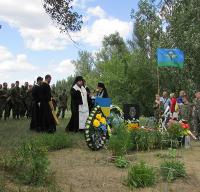 Єпископ УПЦ КП взяв участь у заходах з нагоди річниці визволення луганського міста від бойовиків «ЛНР»