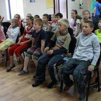 «Библейская Церковь Украины» провела детский лагерь в зоне АТО