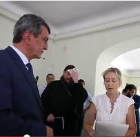 В конфликт вокруг назначения священника УПЦ директором «Херсонеса Таврического» вмешались Кремль и Патриархия
