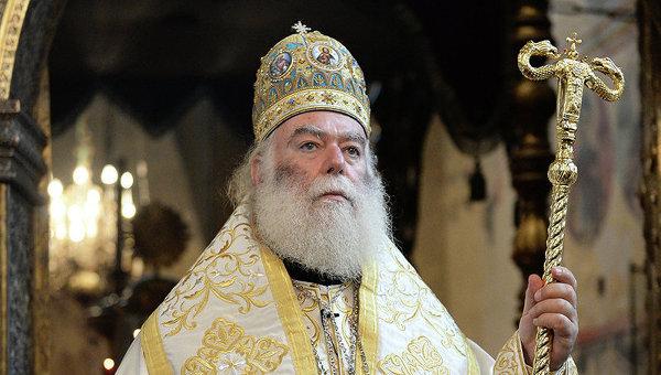 Патриарх Александрийский Феодор II назвал войну между россиянами и украинцами «грехом» и «бедствием»