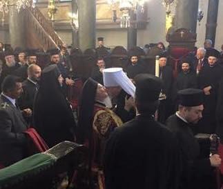 На Соборі Константинопольського Патріархату обговорили питання об'єднання українського православ'я