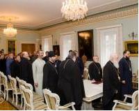На зборах настоятелів столичних храмів УПЦ КП обговорили служіння капеланів у зоні АТО