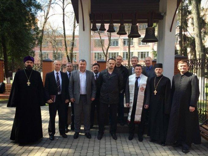 Українська міжконфесійна місія «Духовна та благодійна опіка в місцях позбавлення волі» просуває впровадження закону про в