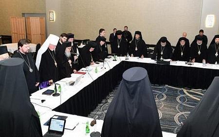 Украинские иерархи Константинопольского Патриархата  приняли участие в Ассамблее канонических православных епископов Америки