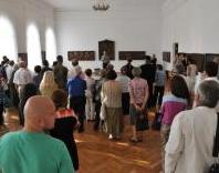 Духовенство УПЦ КП відкрило у Черкасах виставку народної ікони