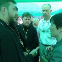 Священики розповіли генеральним консулам Польщі й України про спільні проекти Волинської єпархії УПЦ та Польської Православної Церкви