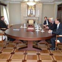 Глава УГКЦ обговорив з представниками МЗС Німеччини небезпеки і виклики в Україні