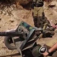 Донецкий священник усовершенствовал ополченцам пулемет
