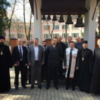 Українська міжконфесійна місія «Духовна та благодійна опіка в місцях позбавлення волі» просуває впровадження закону про в'язничне капеланство
