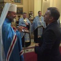 Митрополита УГКЦ нагороджено орденом «За заслуги»