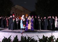 У Чернівцях відбулася міжконфесійна молитва за мир в Україні