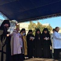 Ієрархи Католицької, Православної та Вірменської Церков провели в Києві спільний молебень