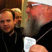 Пресс-секретарь Донецкой епархии УПЦ протоиерей Георгий Гуляев освобожден от всех занимаемых постов