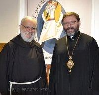 Італійський вященик приїхав в Україну навчати єпископів УГКЦ і РКЦ