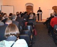 Глава УГКЦ узяв участь у конференції про стосунки митрополита Андрея Шептицького з єврейськими громадами