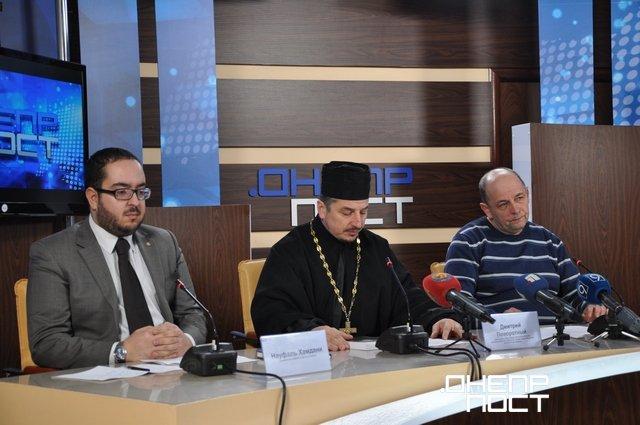 «Европейский христианский конгресс» и Арабский центр в Украине призвали христиан и мусульман мира не допустить III мировую войну