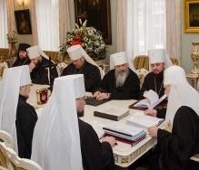 УПЦ КП обвинила главу РПЦ в «публичной лжи» на Синаксисе и развенчала «культ лжесвятых Алипии и Зосимы» в УПЦ