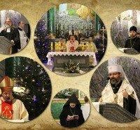 Римо- і греко-католики, православні, вірмени й лютерани разом відзначили Тиждень молитов про мир і єдність християн