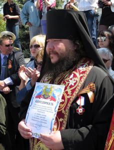 Впервые в УПЦ рукоположат епископа, открыто поддерживающего сепаратизм