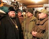 Єпископи УПЦ КП та УПЦ (МП) підтримують бійців АТО