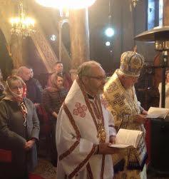 Ієрархи УПЦ Константинопольського Патріархату у Стамбулі молилися за героїв Небесної сотні та українських воїнів, «загиблих з російським агресором»