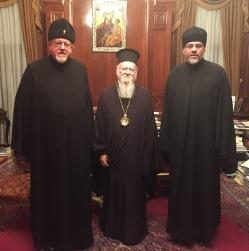 УПЦ Константинопольского Патриархата готовит ответ на «ложные утверждения» РПЦ