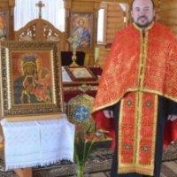 У Франківську дев'ять днів молитимуться до ікони, яку знайшли у Польщі