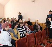 Христианский лагерь для глухих людей прошел на Ивано-Франковщине