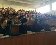 В Тернополі київський науковець прочитав відкриту лекцію «Конституювання єдиної Помісної Православної Церкви в Україні: проблемні питання»