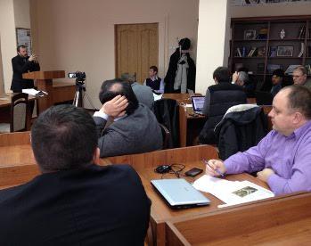 Провідні українські богослови провели II семінар «Актуальні проблеми сучасного богослов'я»